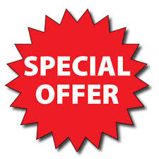 Special offer for PADI Seal Team