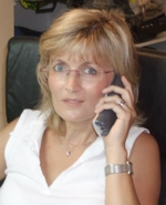 Kerstin, Dive Centre Secretary